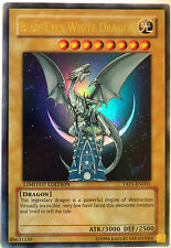 YUGIOH BLUE-EYES WHITE DRAGON YAP1-EN001 ULTRA RARE