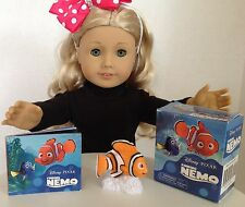 "Disney Nemo Mini Book for 18"" American Girl Doll Accessories SET"