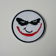 Embroidery Joker Face Sew On / Iron On Patch Badge Bag Hat Jeans Applique Craft