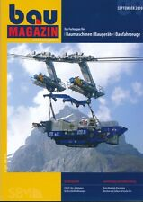 BauMagazin - Fachorgan für Baumaschinen (September 2010 - Craco)