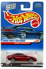 2000 Hot Wheels #72 First Edition Dodge Charger R/T pr5