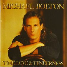 CD - Michael Bolton - Time, Love & Tenderness - #A3103