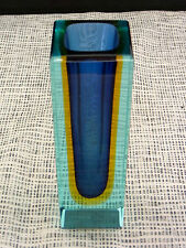 schöne kleine Murano-Glas-Vase ca.60er Jahre