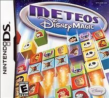 NEW Nintendo DS video game: Meteos Disney Magic