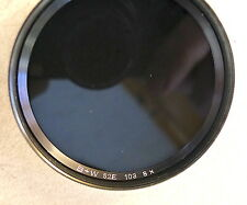 B+W 52mm 103 ND - 8x Neutral Density Filter - PERFECT LN