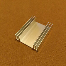 3 inch Heat Sink Aluminum (3.0 x 4.25 x 0.813) inches. Low Thermal Resistance.