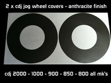 PIONEER CDJ JOG WHEEL COVERS / SKINS / PROTECTORS 2000 1000 900 850 800 ALL MK'S