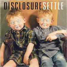 DISCLOSURE ( NEW SEALED CD ) SETTLE ( 2013 DEBUT )