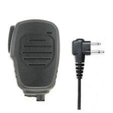 Compact Waterproof Two-Way Radio Speaker Mic for Motorola GP300 CP200 P110