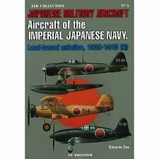 Aircraft of Imperial Japanese Army Land-Based Aviation 1929-45 2 Reference Book