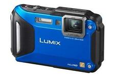 PANASONIC Lumix DMC-FT 5 Blau