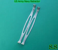 2 SETS OF US ARMY NAVY RETRACTORS SURGICAL VETERINARY