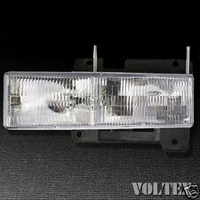 1999-2002 GMC K3500 Headlight Lamp Clear lens Truck Suburban Left side