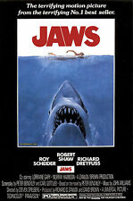JAWS,THE MOVIE,TRIBUTE , IRON ON t-shirt TRANSFER  for white t-shirts