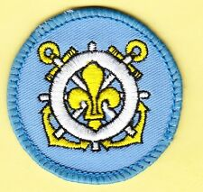 Boy Scout Badge SEA SCOUTS France