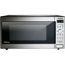 Panasonic NN-SD745S 1250w 1.6 Cu Ft. Sensor Stainless Front And Silver Body