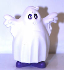 "McDonalds Halloween ""Grimace Ghost"" McNugget Buddies Toy Cake Topper"