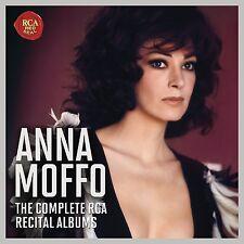ANNA MOFFO - ANNA MOFFO-THE COMPLETE RCA RECITAL ALBUMS 12 CD NEU VARIOUS