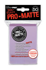 50 Ultra Pro Pro-Matte Lilac MTG Deck Protector Gaming Card Sleeves