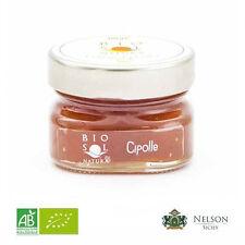 Confettura Extra di Cipolle BIO 100gr Biosolnatura, 100% organic, Made in Sicily