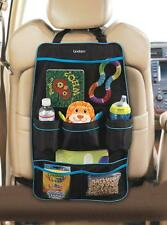 Lindam Car Back seat Organiser storage for toys, drinks and snacks Baby Kids etc