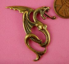 ANT BRASS RIGHT FACING LILITH SERPENT-1 PC(s)