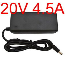 20V 4.5A 90W Power supply Adapter Charger for HP Asus Lenovo Toshiba Laptop New