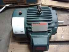 New Reliance Electric 1 HP 460 Volt 182 Frame 1750 RPM AC Motor
