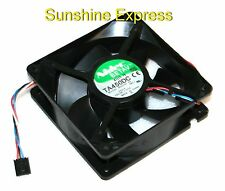 New OEM Dell Y4574 D8794 Nidec Betav Fan B35502-35 120x120x38mm 12v 1.40A 5-pin