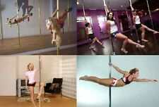 Learn How to POLE DANCE 4 DVD Set Exercise Fitness Dancing Tutorial