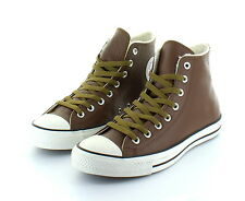 Converse Chuck Taylor AS Hi Winter Leder gefüttert Chocolate Timber   42,5 US 9