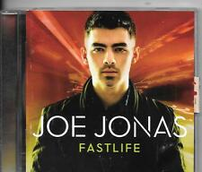 CD ALBUM 10 TITRES--JOE JONAS--FASTLIFE--2011