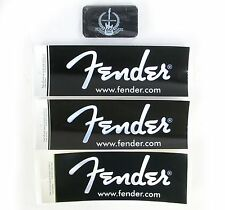 Fender 60th Anniversary Medium Pick Collectible Tin 12-pack w/ Three Stickers