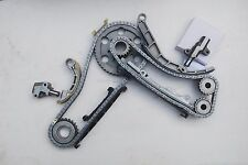 FOR NISSAN NAVARA D40 2.5TD YDAVENTURA OUTLAW TIMING CHAIN KIT DOUBLE CHAIN