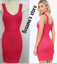 NWT bebe Maeve Sweater Dress SIZE S Curve-sculpting, sexy!! $137