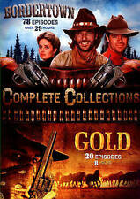 Bordertown & Gold: Complete Classic Western TV Series Boxed DVD Set NEW!