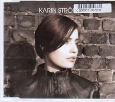 (AW325) Karin Strom, Darling - 2004 CD