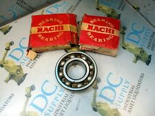 NACHI 6310ZZ BALL BEARING NIB LOT OF 2