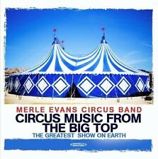 Circus Music From The Big Top-The Greatest Show On - Me (CD Used Very Good) CD-R