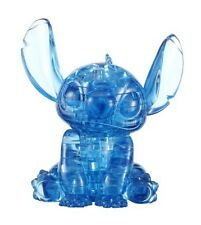 Disney Crystal Gallery Stitch (Blue) 3D Jigsaw Puzzles