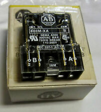 Allen Bradley Contact Block 800M-XA Series B NIB