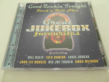 Great Jukebox Favourites - Good Rockin' Tonight ( CD Album ) Used very good