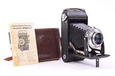 Voigtlander Bessa Folding Camera w/ Vaskar 105mm F/4.5 Lens