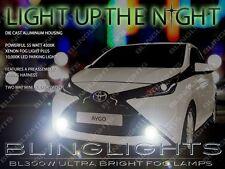 2015 2016 Toyota Aygo Xenon Fog Lamps Driving Lights Kit Set Pair
