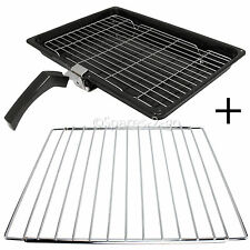 Grill Pan + Handle + Rack + Adjustable Extendable Shelf for FAGOR Oven Cooker