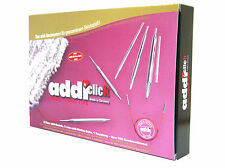 addi click LACE - LONG TIPS Interchangeable Knitting Needle set
