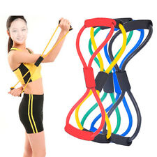 New Elastic Resistance Band Muscle Workout Bands Body Fitness Equipment For Yoga