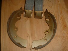 NISSAN CHERRY N10 N12, SUNNY B310, STANZA T11, PRAIRIE M10, REAR BRAKE SHOES