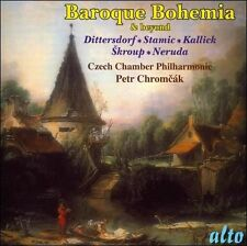 NEW Baroque Bohemia & Beyond, Vol. 5 by Martin Kos Zdenek Adam CD (CD) Free P&H