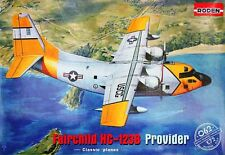 FAIRCHILD HC-123 B PROVIDER /THUNDER PIG/ (U.S. COAST GUARD MKGS) 1/72 RODEN NEW